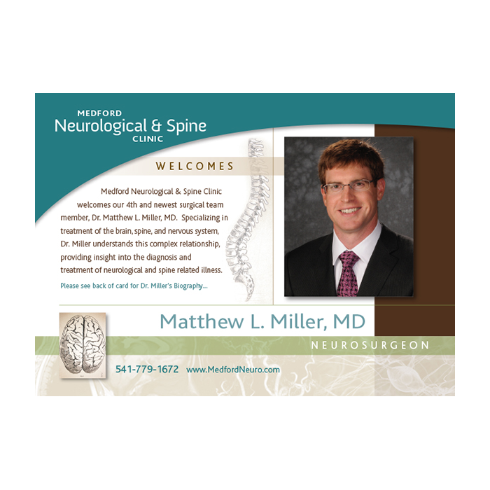 Ad: Neurological Spine Clinic