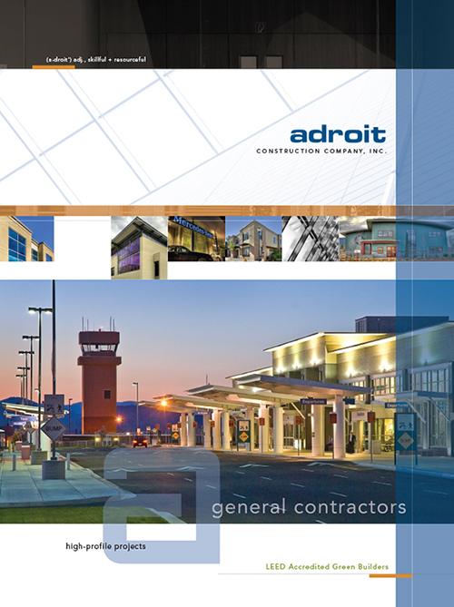 Brochure Adroit Construction