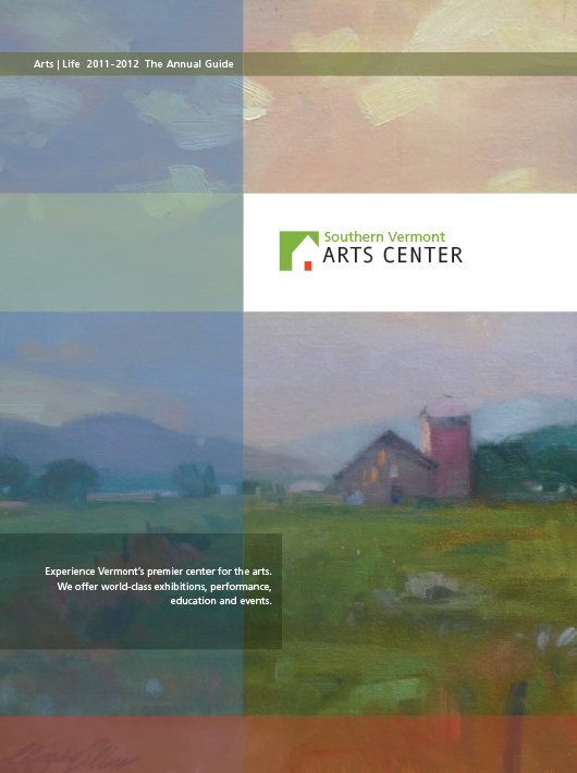 Brochure Southern Vermont Art Center
