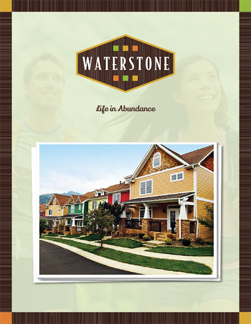Brochure Waterstone Townhomes