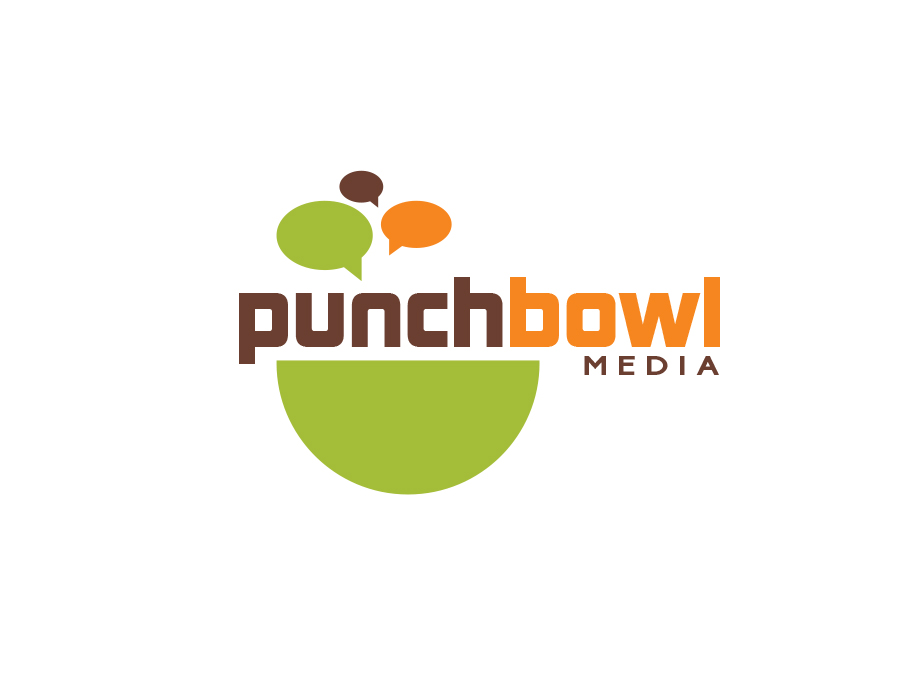 Logo Punchbowl Media