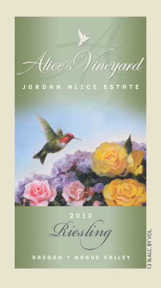 Packaging Alices VIneyard