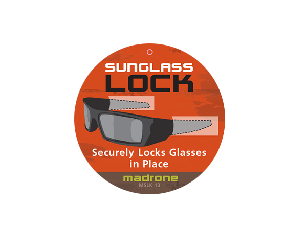 Packaging Sunglass Lock